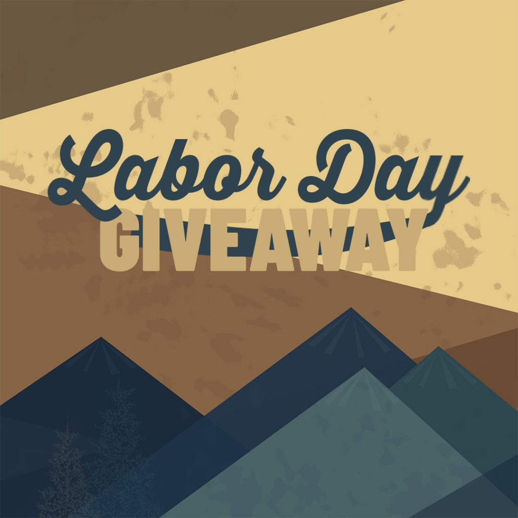 Labor Day Giveaway Graphic