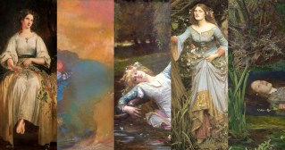 Floral Symbolism in Ophelia Paintings
